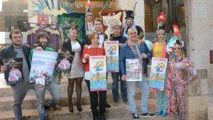 Els actes del Carnaval 2018 s'han presentat aquest dijous a l'Antiga Audiència de Tarragona