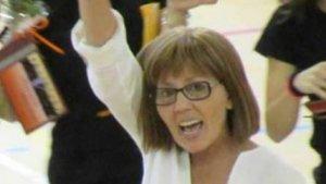 Gemma Casajús, fundadora i presidenta del Club Esportiu Rítmica Torredembarra