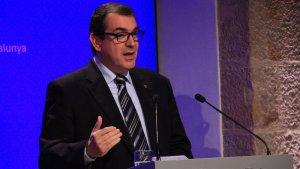 Jordi Jané, fins avui conseller d'Interior.