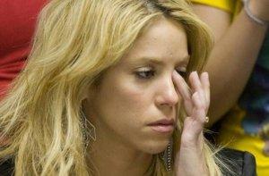 La cantante Shakira en una imagen de archivo.
