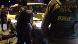 La Guàrdia Civil ha detingut als criminals que van segrestar un home dues vegades