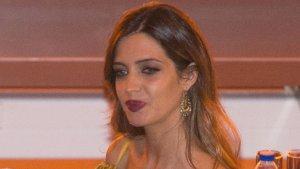 Sara Carbonero en la gala de los Dragones de Oporto