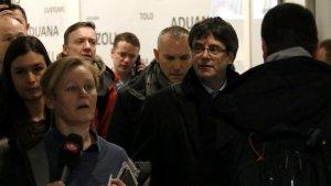 Una nova euroordre de detenció seria la segona des que l'expresident va marxar a Bèlgica