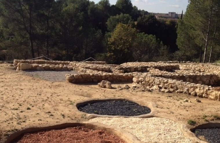 Jaciment de Font de la Canya