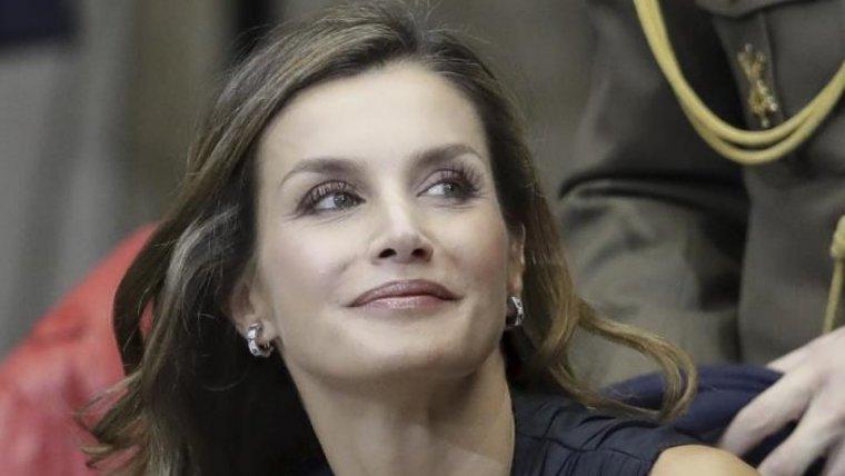 La reina Letizia en su viaje oficial a México