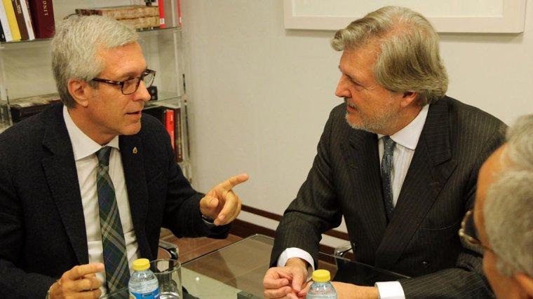 El ministre d'Educació, Cultura i Esports, Íñigo Méndez de Vigo, visitarà Tarragona el 23 de gener
