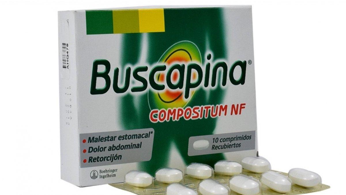 Medicamento para malestar estomacal y vomito