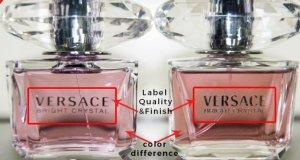 Aquí tenemos un ejemplo con el famoso perfume de Versace.
