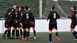 El CF Reus B ha sumat la victòria quatre jornades després