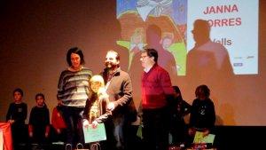 En la Categoria A, la guanyadora ha estat la Janna Torres, de tercer, que ha obtingut el Primer Premi de Catalunya.