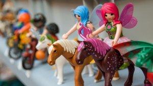 Esplay, mostra de col·leccionisme Playmobil a Reus