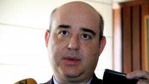 Javier Hernández, president de l'Audiència de Tarragona, en una imatge d'arxiu.