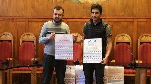 La presentació va anar a càrrec de Jordi Albalat, regidor d'Esports del consistori montblanquí, i de Sebastián Ordóñez, vicepresident del Club Montsant i director de la cursa.