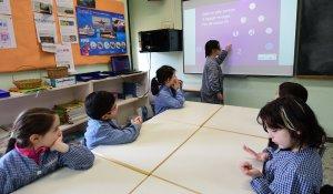Les noves tecnologies estan integrades en el mètode d'ensenyament.
