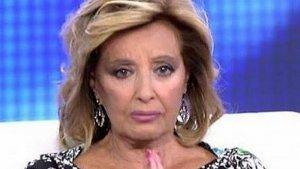 María Teresa Campos «está verdaderamente preocupada y molesta con los recortes», según afirma Terelu