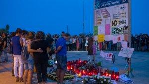#TotsSomCambrils: clam contra el terrorisme a Cambrils