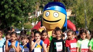 Un miler de corredors de totes les edats van participar a la cursa l'1 de maig del 2017