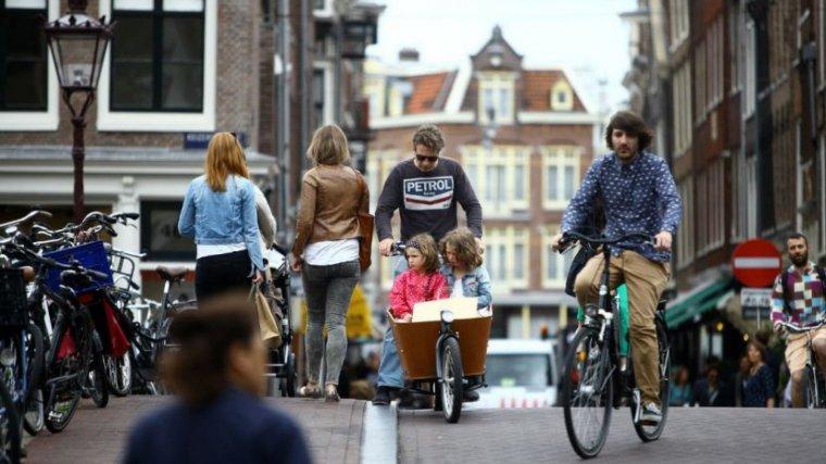 Amsterdam, la ciudad más liberal del continente.