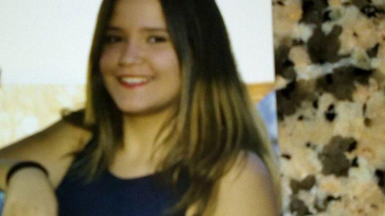 Glenda, la joven desaparecida en Segovia