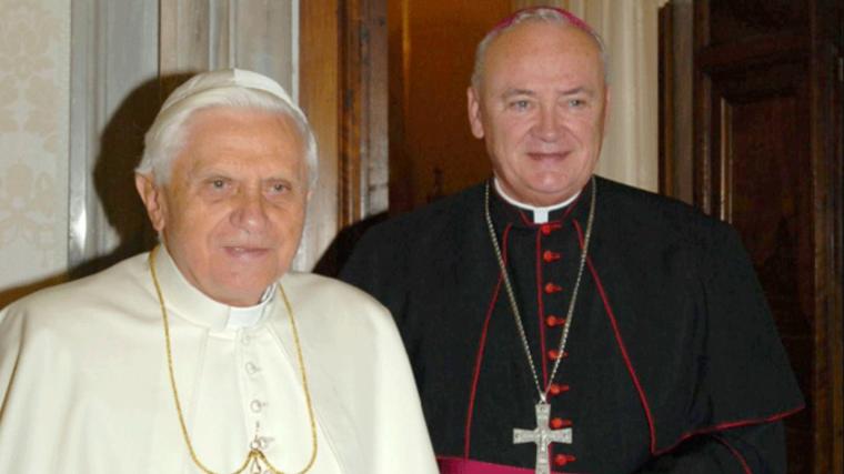 John Magee fue condenado por encubrir a un gran grupo de clérigos que habían abusado sexualmente de niños.