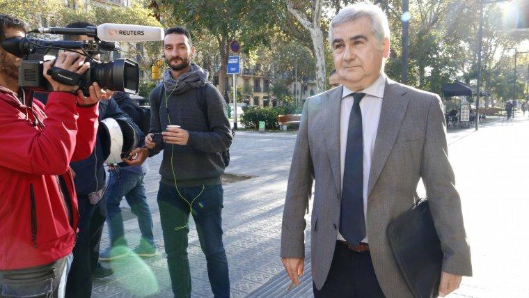 L'exsecretari general d'Interior, el vallenc César Puig.