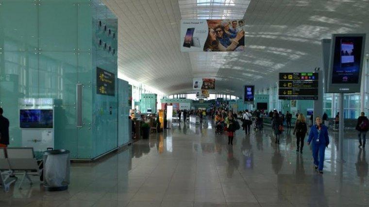 Terminal 1 del aeropuerto de El Prat