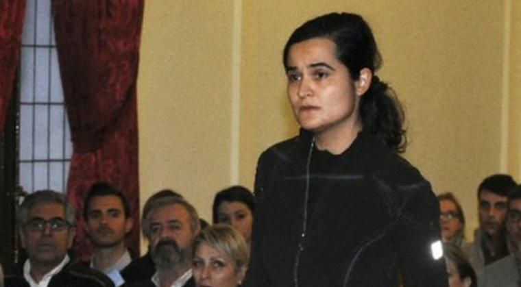 Triana, durante el juicio por la muerte de Isabel Carrasco