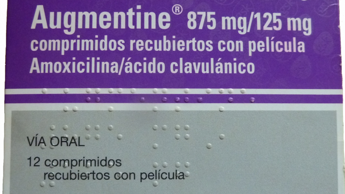 infeccion urinaria amoxicilina clavulanico
