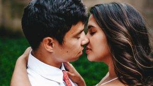 A través de los diferentes besos podemos comunicar distintas cosas.