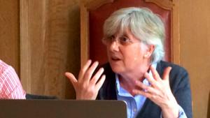 Clara Ponsatí recupera la seva plaça a la Universitat de Saint Andrews
