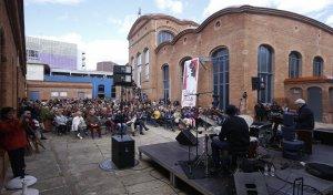 Concert de jazz al pati del mNACTEC