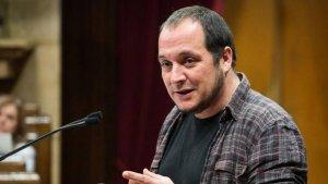 David Fernández, en una imatge d'arxiu