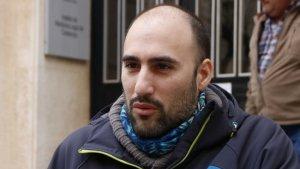 Dídac Ríos ha declarat als Jutjats de Tarragona aquest dimarts 20 de març.