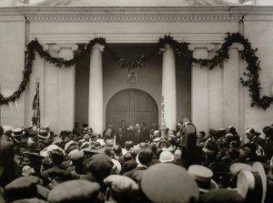 El 23 de juny de 1918, per la Festa major de Sant Joan, va tenir lloc la seva inauguració.