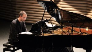 El pianista Fernando Saint Martin