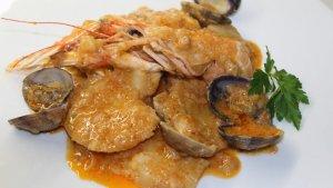 El romesco de rap és un dels plats estrella de la cuina tradicional de Torredembarra