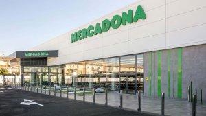 Fachada Mercadona