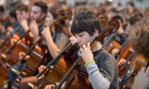 Hi participaran més de 1.700 instrumentistes.