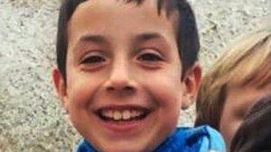 Imagen de Gabriel, el pequeño desaparecido en Almería