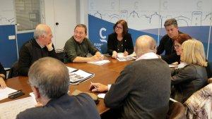Imatge de la Comissió Organitzadors de l'Any Cardenal Vidal i Barraquer.