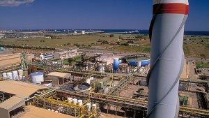 Imatge de les instal·lacions d'Ercros a Vila-seca