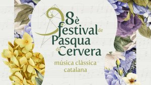 Imatge del cartell del festival
