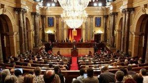 Imatge del Parlament