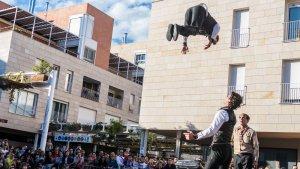 Jornada de dissabte 13 de maig a la Fira del Circ Trapezi de Reus