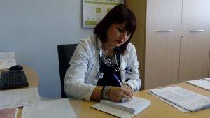 La doctora Ajla Alibalic lidera la unitat des del passat 10 de gener.