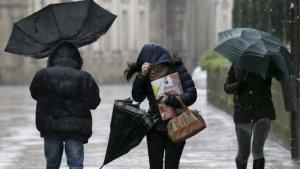 La lluvia y el viento marcarán el tiempo de los próximos días en toda España
