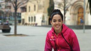 La Mireia és Campiona d'Espanya i Catalunya de duatló