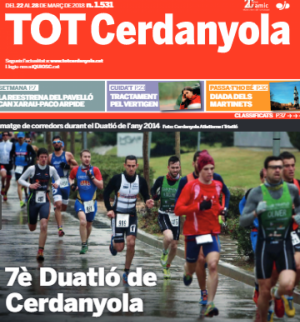 La portada del TOT del 28 de març