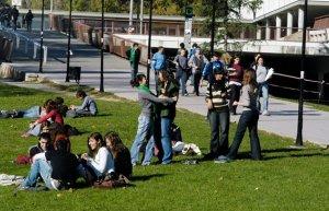 La Universitat Autònoma de Barcelona, un dels pols