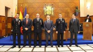 L'acte es va celebrar a la Delegació del Govern espanyol a Aragó.